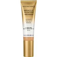 30 ml - No. 006 Gold Medium - Miracle Second Skin Foundation