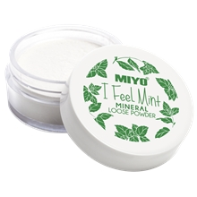 Miyo I Feel Mint - Mineral Loose Powder