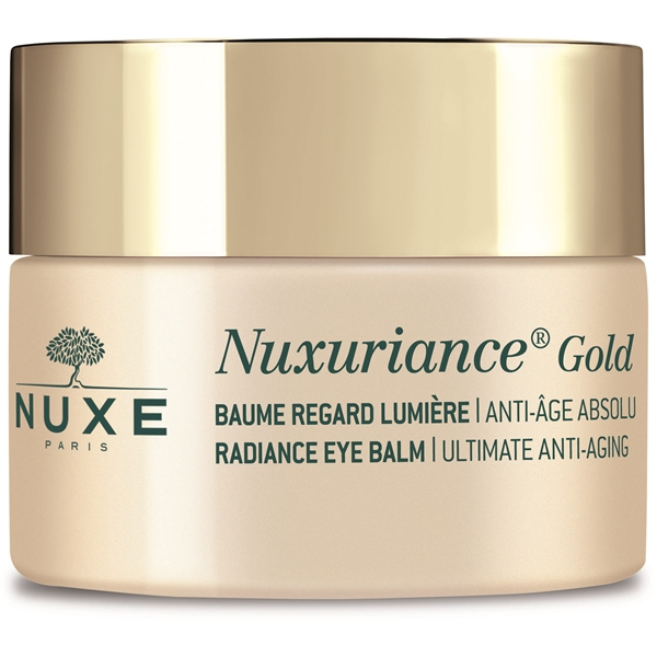 Nuxuriance Gold Eye Balm
