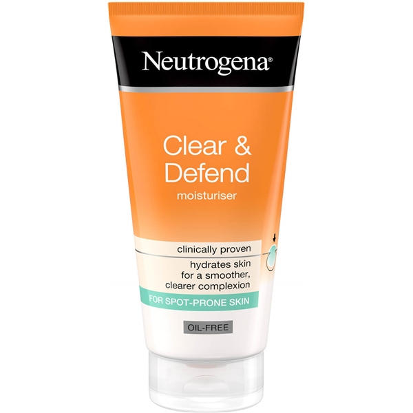 Clear & Defend Moisturiser