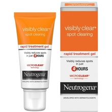 Visibly Clear Rapid Clear Treatment Gel