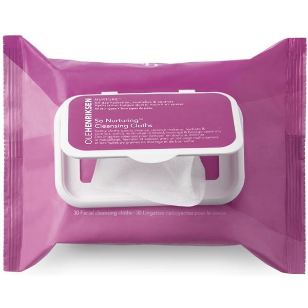 Nurture So Nurturing Cleansing Cloths