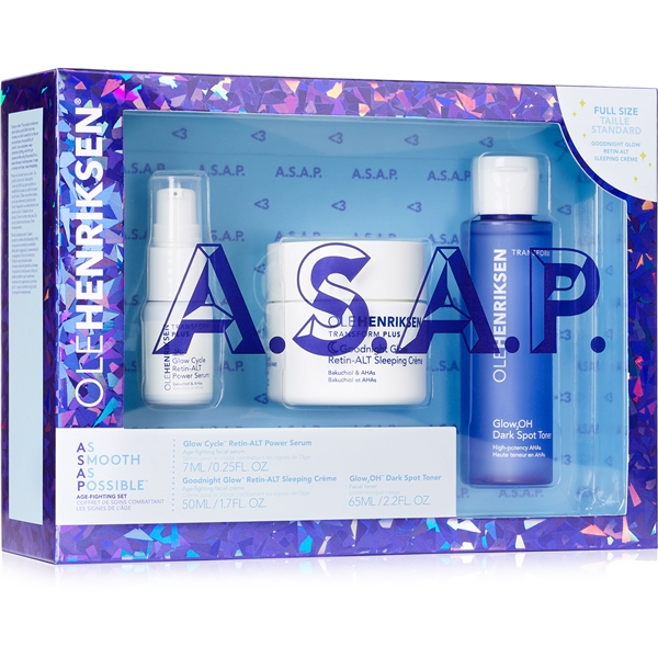 ASAP - As Smooth As Possible - Gift Set (Bild 1 av 2)