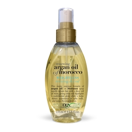 Ogx Argan Oil Weightless Healing Oil