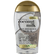 118 ml - Ogx Coconut Milk Anti-Breakage Serum
