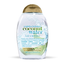 385 ml - Ogx Coconut Water Shampoo
