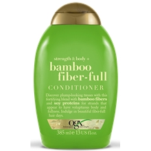 385 ml - Ogx Bamboo Fiber Full Conditioner