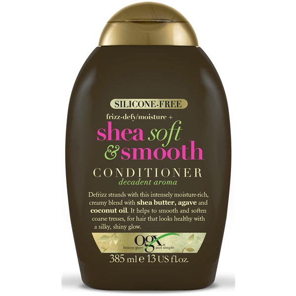 Ogx Shea Soft & Smooth Conditioner