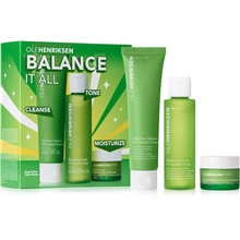 Balance It All - Oil Control And Pore Refining Set