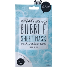 Oh K! Exfoliate & Cleanse Bubble Sheet Mask 23 gram