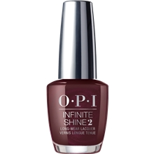 15 ml - No. 027 Black to Reality - OPI Infinite Shine Nutcracker Collection