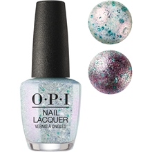 15 ml - No. 078 Ecstatic Prismatic - OPI Nail Lacquer Metamorphosis Collection