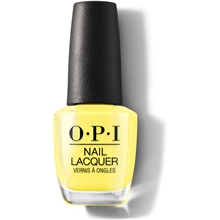 OPI Nail Lacquer Neon Collection
