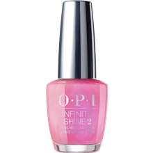 15 ml - No. 521 Rainbows in Your Fuchsia - OPI Infinite Shine Hidden Prism Collection