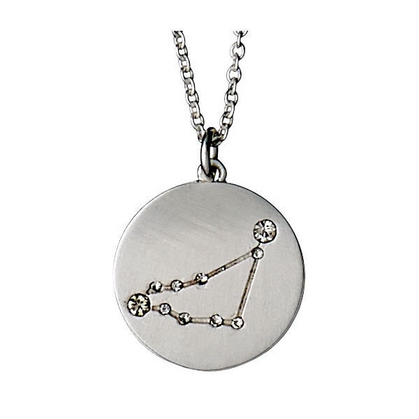 Capricorn Horoscope Necklace (Bild 1 av 2)