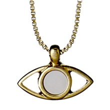 Lianne Eye Necklace