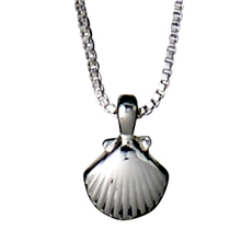 Lianne Necklace - Silver Plated