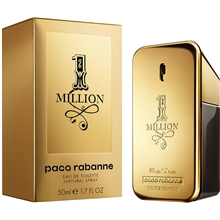 1 Million - Eau de toilette (Edt) Spray 50 ml