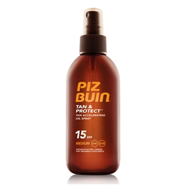 Tan & Protect Oil Spray SPF 15