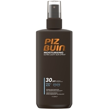 150 ml - Piz Buin Moisturizing Sun Spray SPF 30