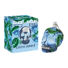 125 ml - Police To Be Exotic Jungle Man