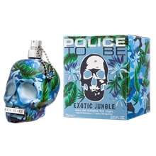 75 ml - Police To Be Exotic Jungle Man