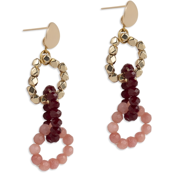 PEARLS FOR GIRLS Happy Chain Earring