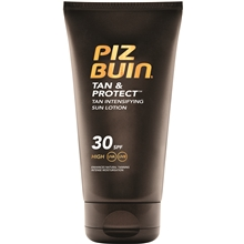 150 ml - Piz Buin Tan & Protect Lotion SPF 30