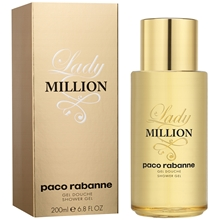 Lady Million - Shower Gel 200 ml