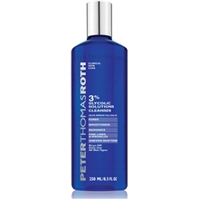 250 ml - Glycolic Solutions 3% Cleanser