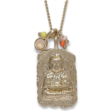 Mya Buddha Necklace