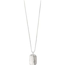 13203-6001 Intuition Necklace Silver Plated