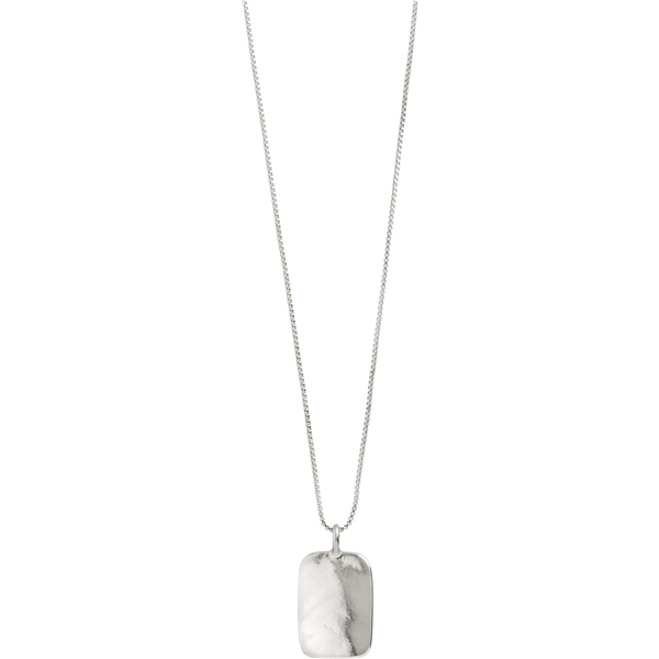 13203-6001 Intuition Necklace Silver Plated (Bild 1 av 2)