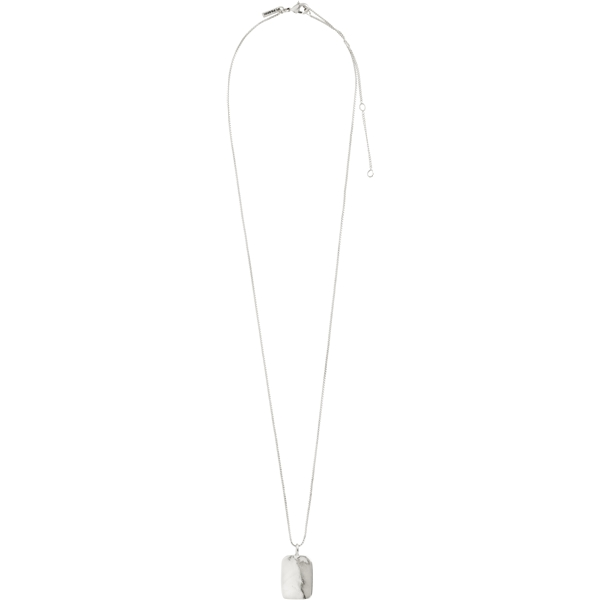 13203-6001 Intuition Necklace Silver Plated (Bild 2 av 2)