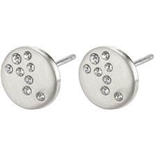 13203-6003 Intuition Earrings Silver Plated 1 set