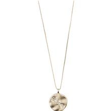 51203-2041 Taurus Zodiac Sign Necklace