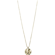 15204-2001 Warmth Necklace Gold Plated