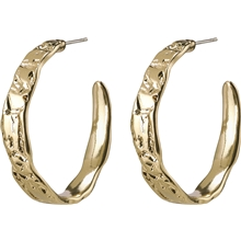 26204-2043 Madigan Earrings Gold Plated 1 set