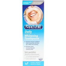 Rapid White Toothpaste