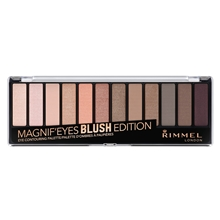 14 ml - 002 Blush Edition - Rimmel Magnifeyes Eyeshadow