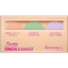 Rimmel Insta Conceal And Correct