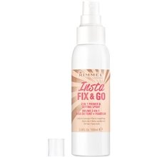 100 ml - Rimmel Insta Fix & Go Primer & Setting Spray