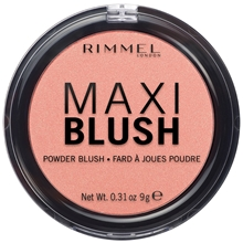 9 gram - 001 Third Base - Rimmel Maxi Blush