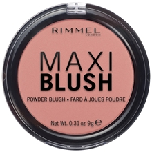 9 gram - 006 Exposed - Rimmel Maxi Blush