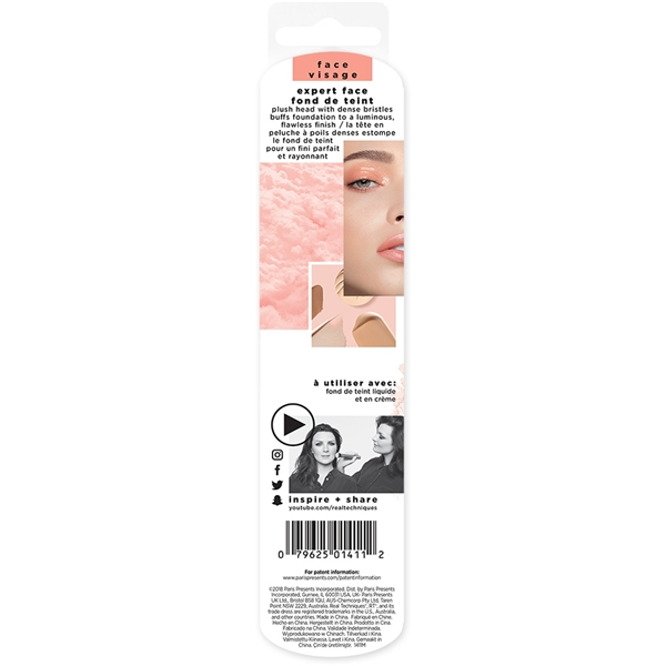 Real Techniques Expert Face Brush (Bild 3 av 3)
