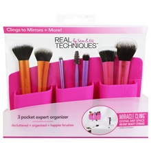 Real Techniques 3 Pocket Expert Organizer