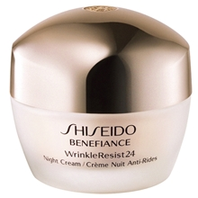 50 ml - Benefiance Wrinkle Resist 24 Night Cream