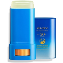 Shiseido SPF 50+ Clear Sunscreen Stick 20 gram