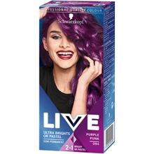 1 set - No. 094 Purple Pink - Live Color XXL HD Ultra Brights