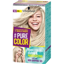1 set - 10.21 Pearl Blonde - Pure Color